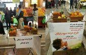 اجرای طرح میوه رایگان در میادین منتخب شهر