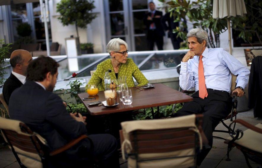وندی شرمن مذاکرات هسته ای (9)