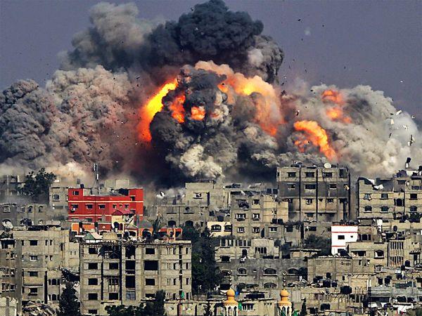 چه نقاطی در سوریه هدف حمله آمریکا قرار گرفت؟