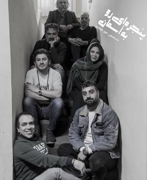 پیش فروش بلیط تئاتر پنجره ای رو به آسمان +عکس