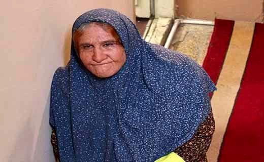 گریم زنانه و عجیب محسن تنابنده+عکس