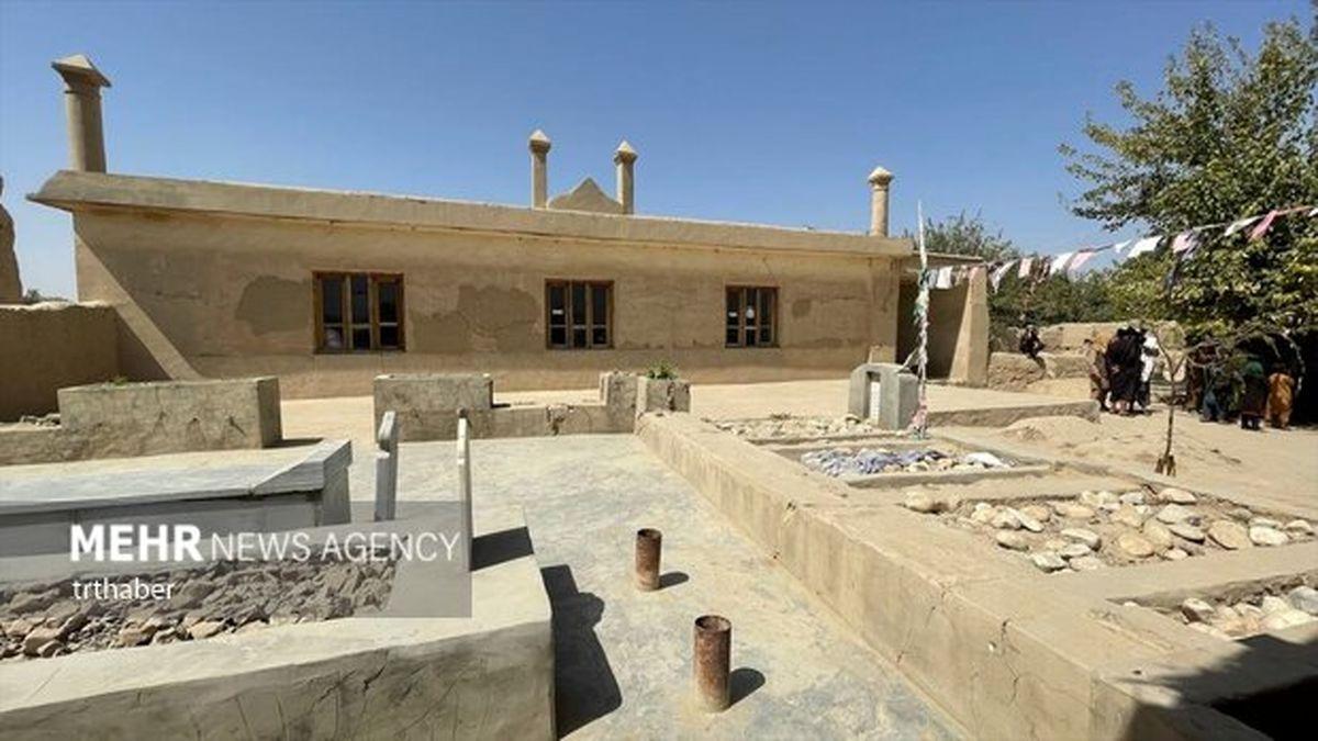 روستای خوفناکی که طالبان در آن تشکیل شد + تصاویر