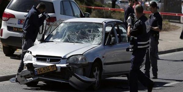 زخمی شدن یک نظامی صهیونیست در کرانه باختری