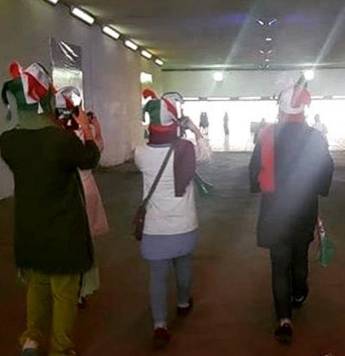 خوشحالی پرستو گلستانی از ورود زنان به آزادی