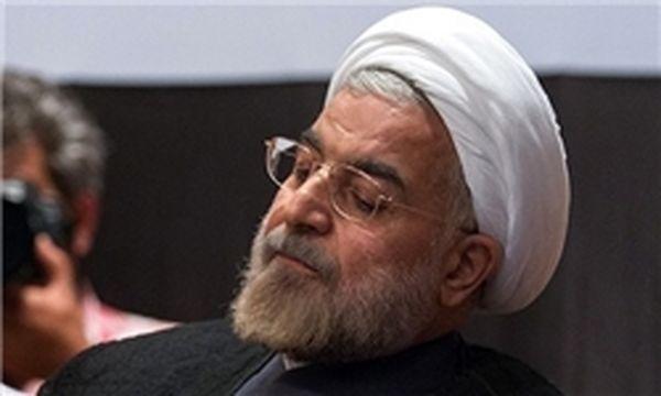 توییت روحانی پس از ترک آنکارا + عکس
