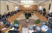 هیئت وزیران به ریاست رییس جمهور تشکیل جلسه داد
