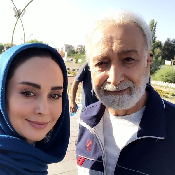 حس خوب خانم بازیگر از دختر محمود پاک نیت شدن!