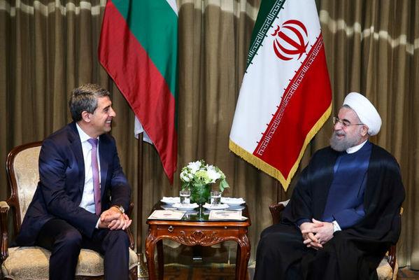 بخشهای خصوصی ایران و بلغارستان باید برای افزایش همکاری حمایت شوند