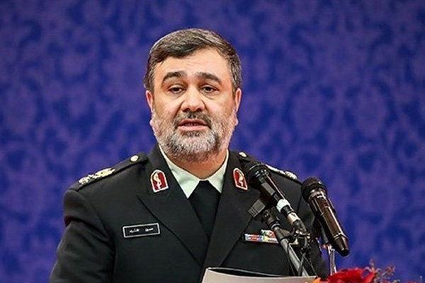فرمانده ناجا با نماینده ولی فقیه در گلستان دیدار کرد