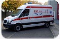 جنجال جدید سلبریتی ها با آمبولانس