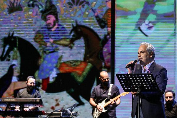 کنسرت مهران مدیری آشوب به پا کرد!