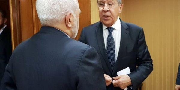 ظریف و لاوروف درباره سوریه تلفنی گفتگو کردند