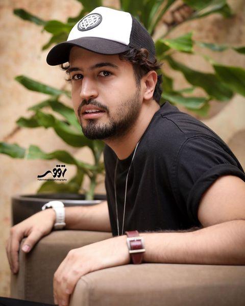 تیپ اسپورت مهرداد صدیقیان در اکران مردمی+عکس