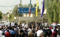 حواشی اعتراضات به یک طرح کارشناسی نشده در کازرون