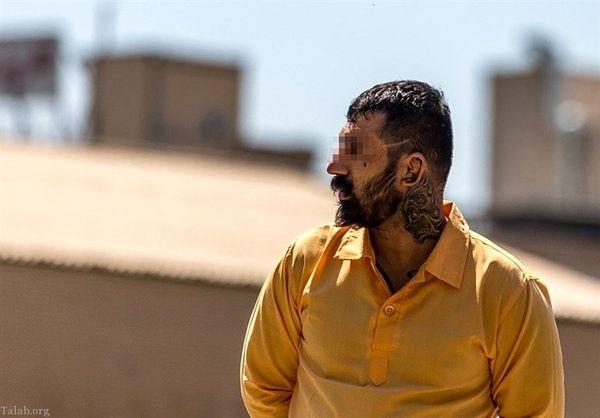 نخستین عکس از جسد وحید مرادی قبل از خاکسپاری + عکس