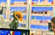 خانم مجری ای که با تلاش دکتر شد+عکس