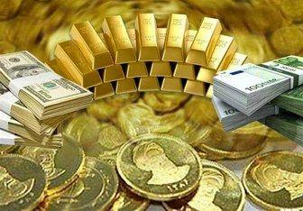 دلار و سکه از اوج عقب نشستند