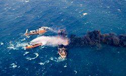 درخواست ملاقات فوری با پیداشدن جعبه سیاه کشتی نفتکش ایرانی