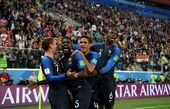 تیمملی فرانسه در آغوش هواداران+تصاویر
