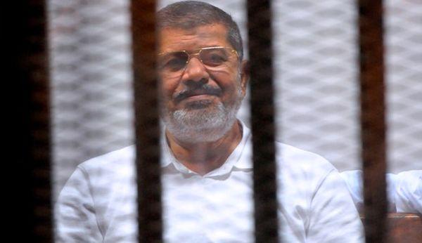 تایید حکم حبس ۳ ساله محمد مرسی در دادگاه فرجامخواهی مصر