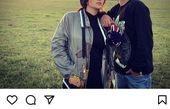 پست عاشقانه اشکان خطیبی برای همسرش + عکس