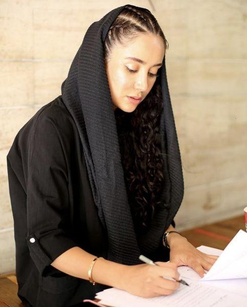 نویسنده شدن بهاره افشاری + عکس