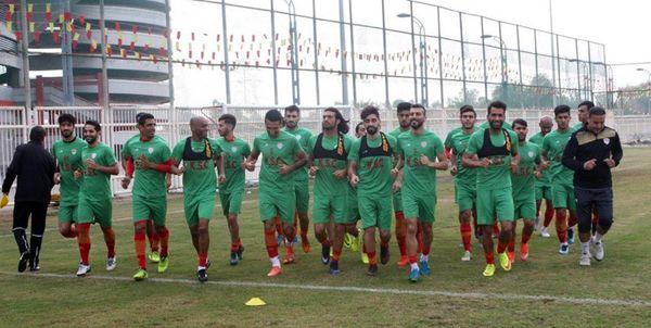 مسی به فولاد خوزستان پیوست+ عکس