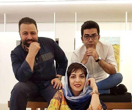 خانم شاعر و مجری پرحاشیه جنجالی+عکس