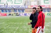 علی کریمی در اینستاگرامش از جوانی اش یاد کرد! /عکس