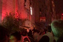 انفجار پیک نیک گاز در شهریار