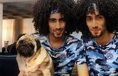 سگ بامزه رحمان و رحیم پایتخت + عکس