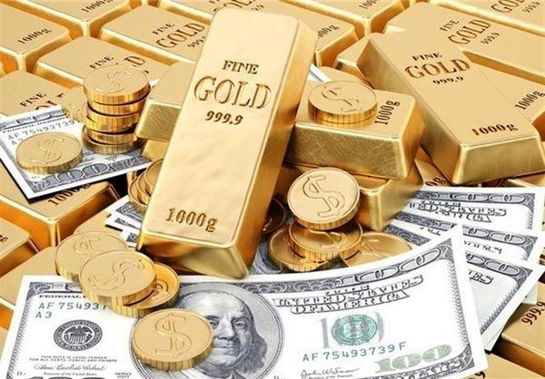 قیمت طلا، قیمت سکه و قیمت ارز امروز ۹۷/۰۸/۰۵