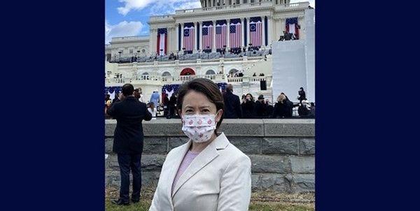 شرکت نماینده تایوان پس از چهار دهه در مراسم تحلیف رئیس جمهور آمریکا