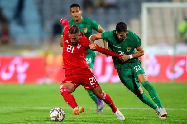 شانس تیم ملی فوتبال ایران برای قهرمانی در آسیا از همه بیشتر است
