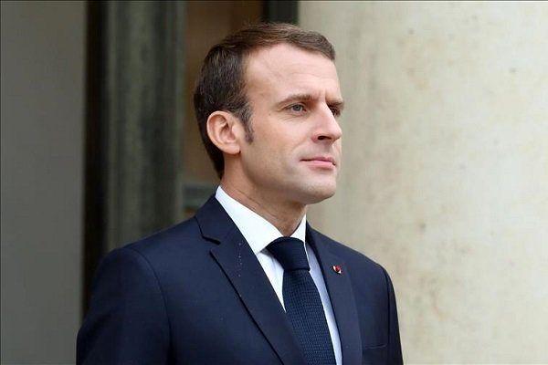 واکنش «ماکرون» به تشدید اعتراضات مردمی در فرانسه