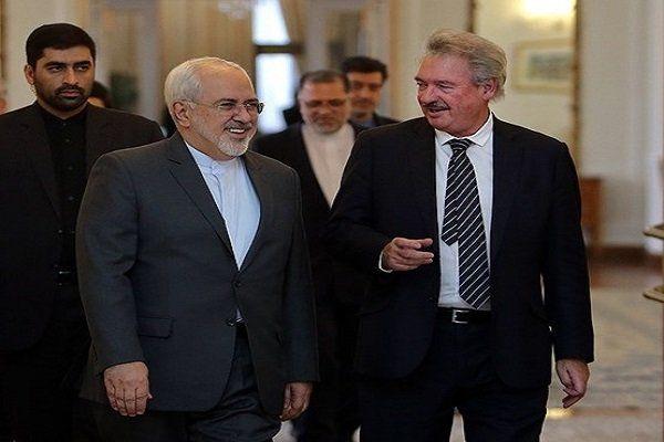 گفتوگوی تلفنی ظریف با وزیر امور خارجه لوکزامبورگ درباره برجام