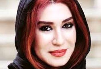 «نسیم ادبی» با روبنده!/عکس