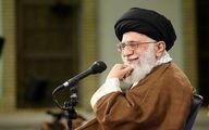 پیام رهبر انقلاب بمناسب میلاد حضرتعباس و روز جانباز