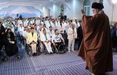 امامخامنهای:پرچمداری بانوی چادری کاروان ایران قدرتنمایی فرهنگی بود