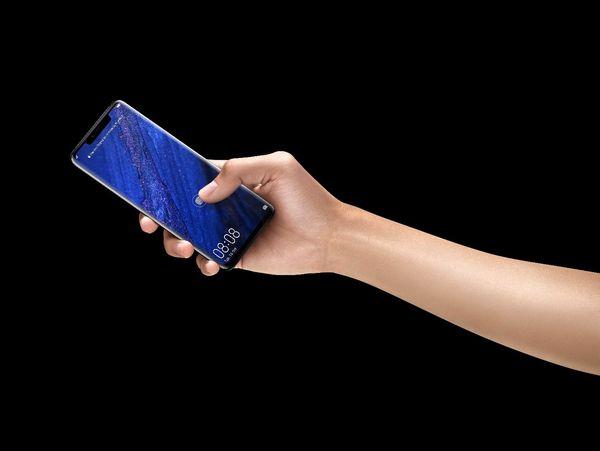 امنیت بالاتر و راحتی بیشتر در Huawei Mate 20 Pro