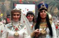 عکس مصری الهام حمیدی و لیلا بلوکات