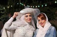 لیندا کیانی عروس شد+عکس