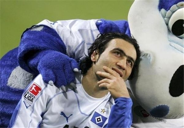 آخرین پست مهدوی کیا درباره تیم ملی! +عکس