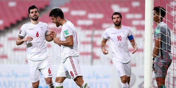 سازمان برنامه و بودجه پاداش ملی پوشان فوتبال را پرداخت کرد