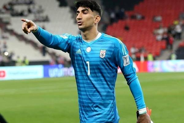 واکنش بیرانوند به تولد اسطوره فوتبال ایران + عکس