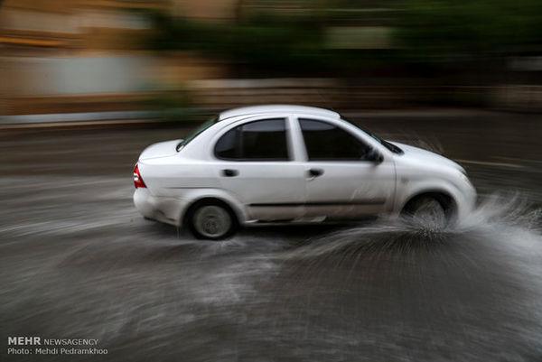 افزایش ۳۰ درصدی تصادفات در ۲ روز گذشته در تهران