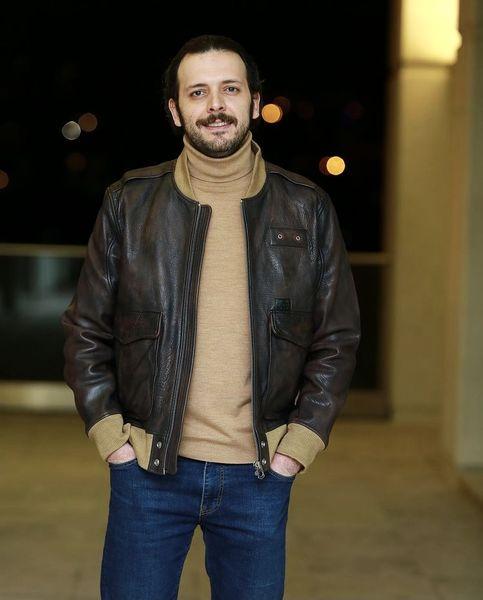پدرام شریفی در سی و نهمین جشنواره فجر + عکس