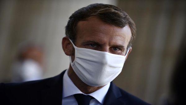مکرون به دیدار نخستوزیر یونان میرود