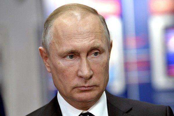 پیام تسلیت پوتین برای درگذشت بوش پدر