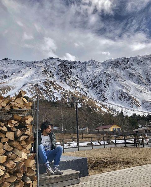 تنهایی های مهرداد صدیقیان + عکس